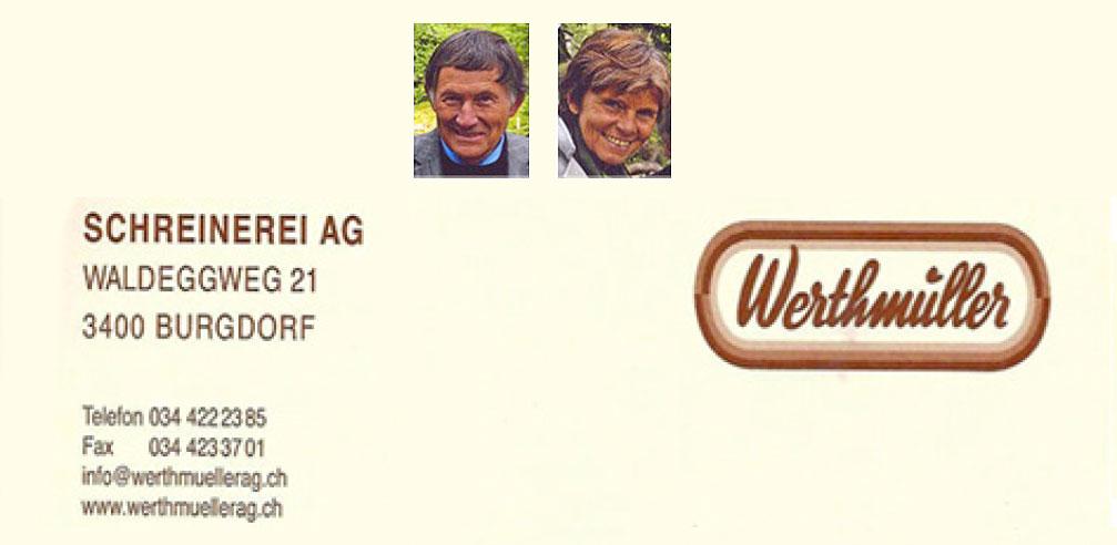 Werthmueller AG - Geschichte2
