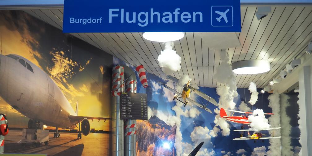 Flughafen Burgdorf