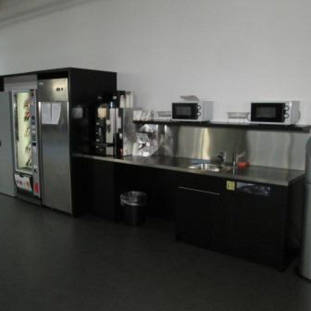 Küche Kantine PB Swisstools