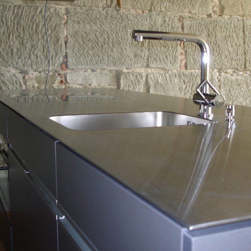 Küche Altbauwohnung im Sandstein