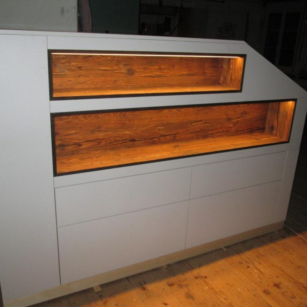 Sideboard mit LED Beleuchtung