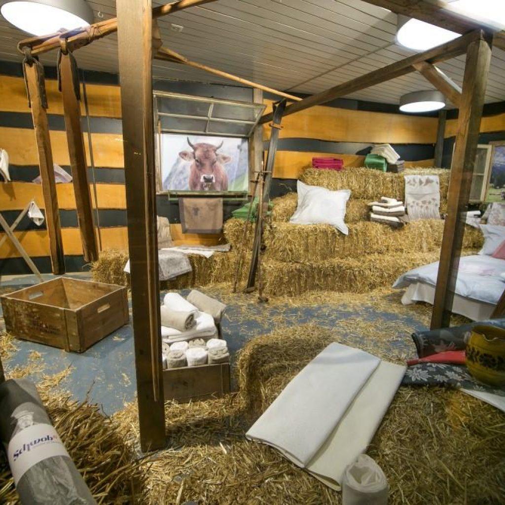 Strohbett Schlafzimmer